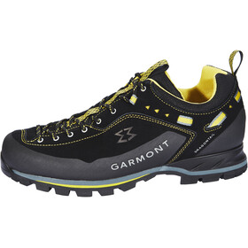 Garmont Dragontail MNT Zapatillas de corte bajo Hombre, black/dark yellow